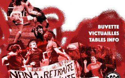 Tournoi de rugby organisé par le BRIC